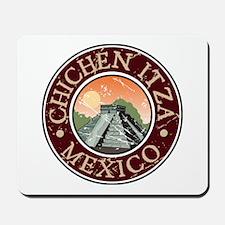 Chichen Itza, Mexico Mousepad