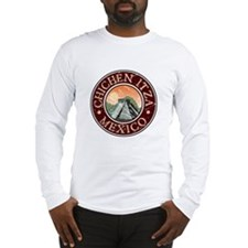 Chichen Itza, Mexico Long Sleeve T-Shirt