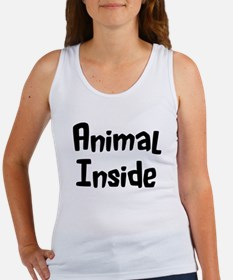 Animal Inside Tank Top