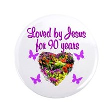 90TH CHRISTIAN Button
