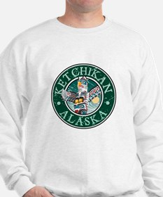 Ketchikan, Alaska Sweater