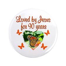 90TH CHRISTIAN Button