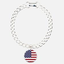 USA flag authentic versi Bracelet