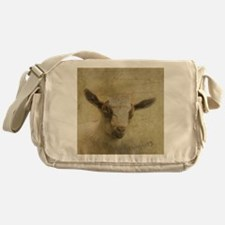 Baby Goat Socke Messenger Bag