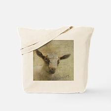 Baby Goat Socke Tote Bag