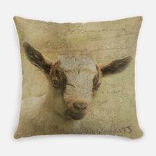 Baby Goat Socke Everyday Pillow
