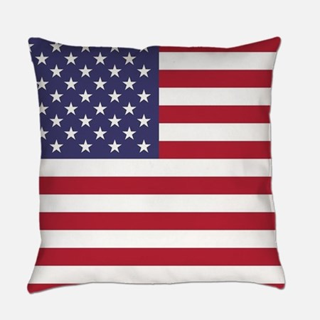 USA flag authentic version