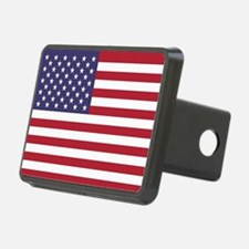 USA flag authentic version Hitch Cover