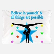 INSPIRED GYMNAST Pillow Case