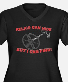 Relics Can Hide Plus Size T-Shirt