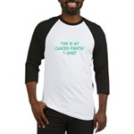'This Is My Cancer Fightin' T-Shirt' Baseball Jers