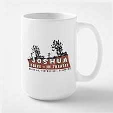 Joshua Drive-In Theatre Mugs