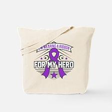 Ulcerative Colitis For My Hero Tote Bag