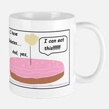 Yes I Can Eat That Mugs