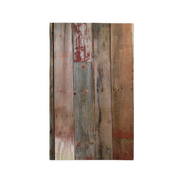 Rustic Western Barn Wood Area Rug By ADMIN_CP62325139