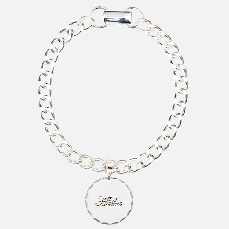 Gold Alisha Bracelet
