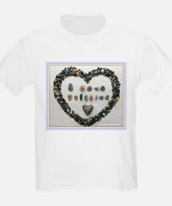 I Love Knitting with Heart T-Shirt