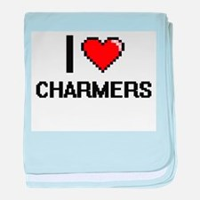 I love Charmers Digitial Design baby blanket