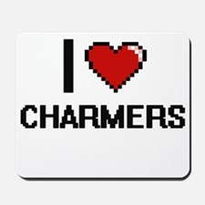 I love Charmers Digitial Design Mousepad