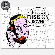 Ben Dover Puzzle