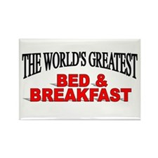 """The World's Greatest Bed & Breakfast"" Rectangle M"