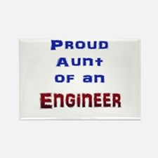 Aunt Engineer Magnets