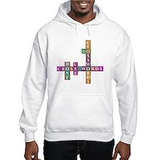 Do crosswords Hoodie
