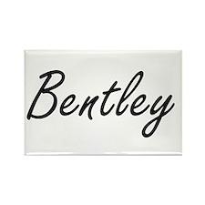 Bentley surname artistic design Magnets