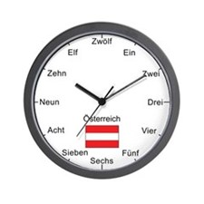 Austrian Wall Clock