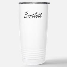 Bartlett surname artist Travel Mug