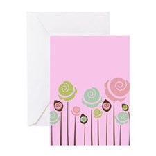 flowerpower Greeting Cards