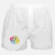 Rainbow Donuts Boxer Shorts