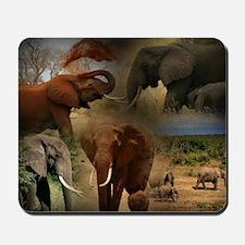 Elephant Mousepad