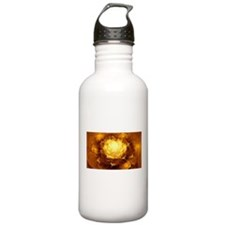Golden Art Water Bottle