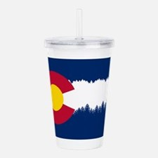 Unique Breck Acrylic Double-wall Tumbler