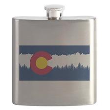 Cute Ski colorado Flask