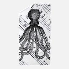 vintage nautical steampunk octopus Beach Towel