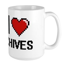 I love Chives Digitial Design Mugs