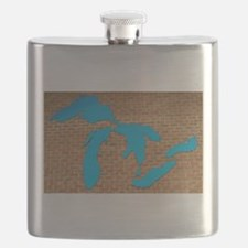 Great Lakes Flask