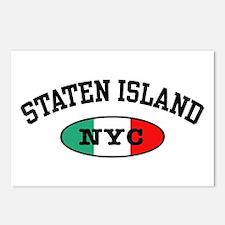 Staten Island Italian Postcards (Package of 8)