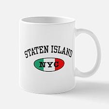 Staten Island Italian Mug