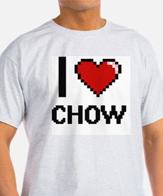 Unique Chow mix T-Shirt