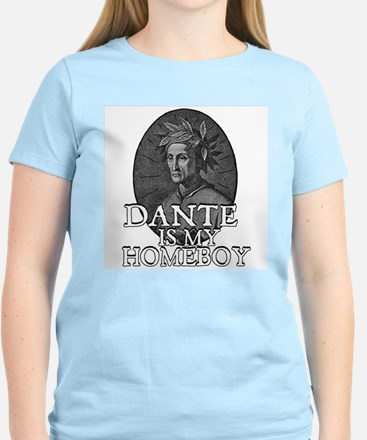 Dante is my Homeboy T-Shirt