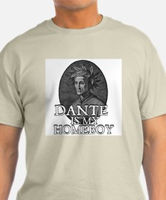 Dante is my Homeboy Men's T-Shirt