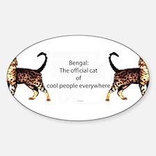 Cute Bengal Decal