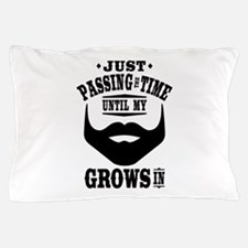 Funny Beard Pillow Case