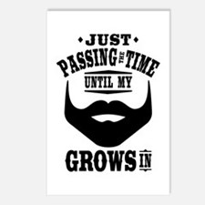 Funny Beard Postcards (Package of 8)