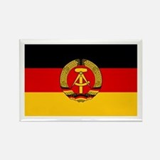 Flag of East Germany Rectangle Magnet