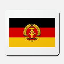 Flag of East Germany Mousepad