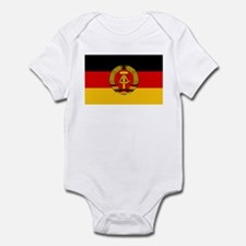 Flag of East Germany Infant Bodysuit